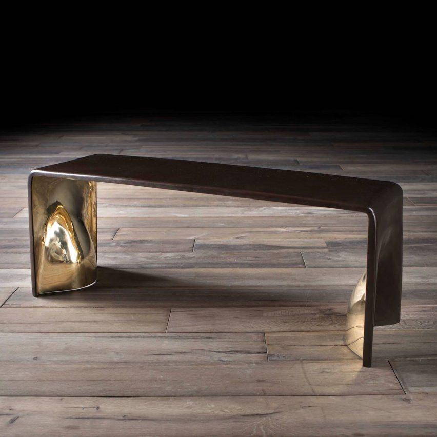 Khetan bench by Elan Atelier