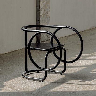 Hoop Chair from Korean Art Deco collection by Subin Seoul