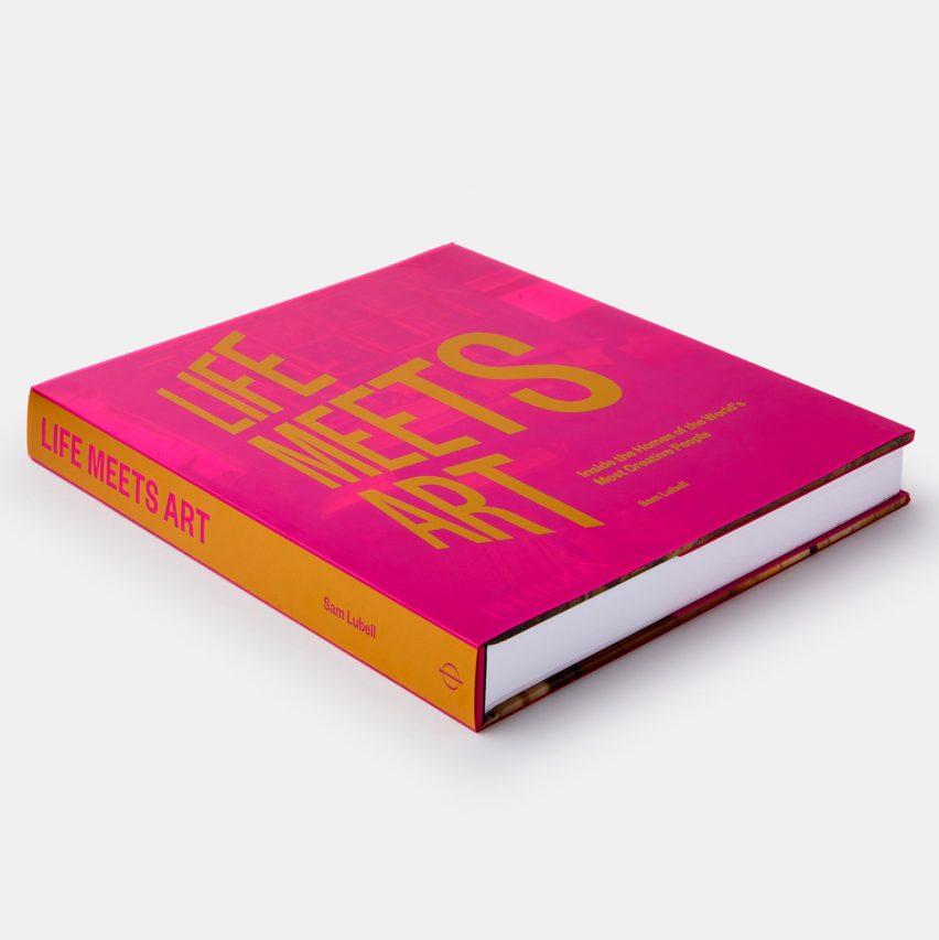 Life meets art book