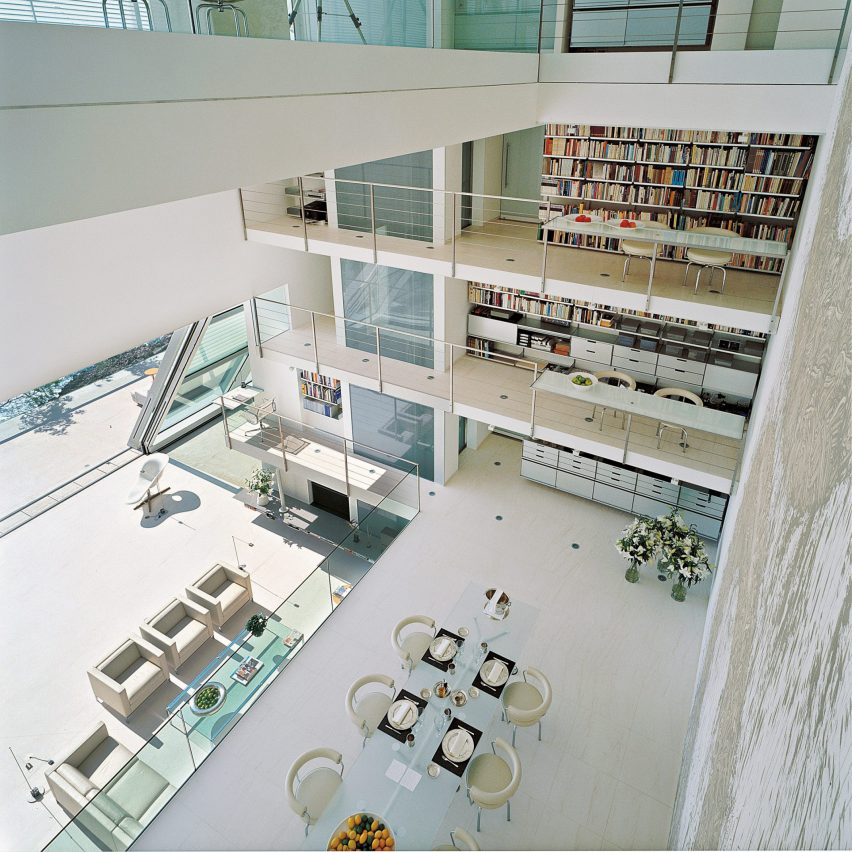 Norman Foster house