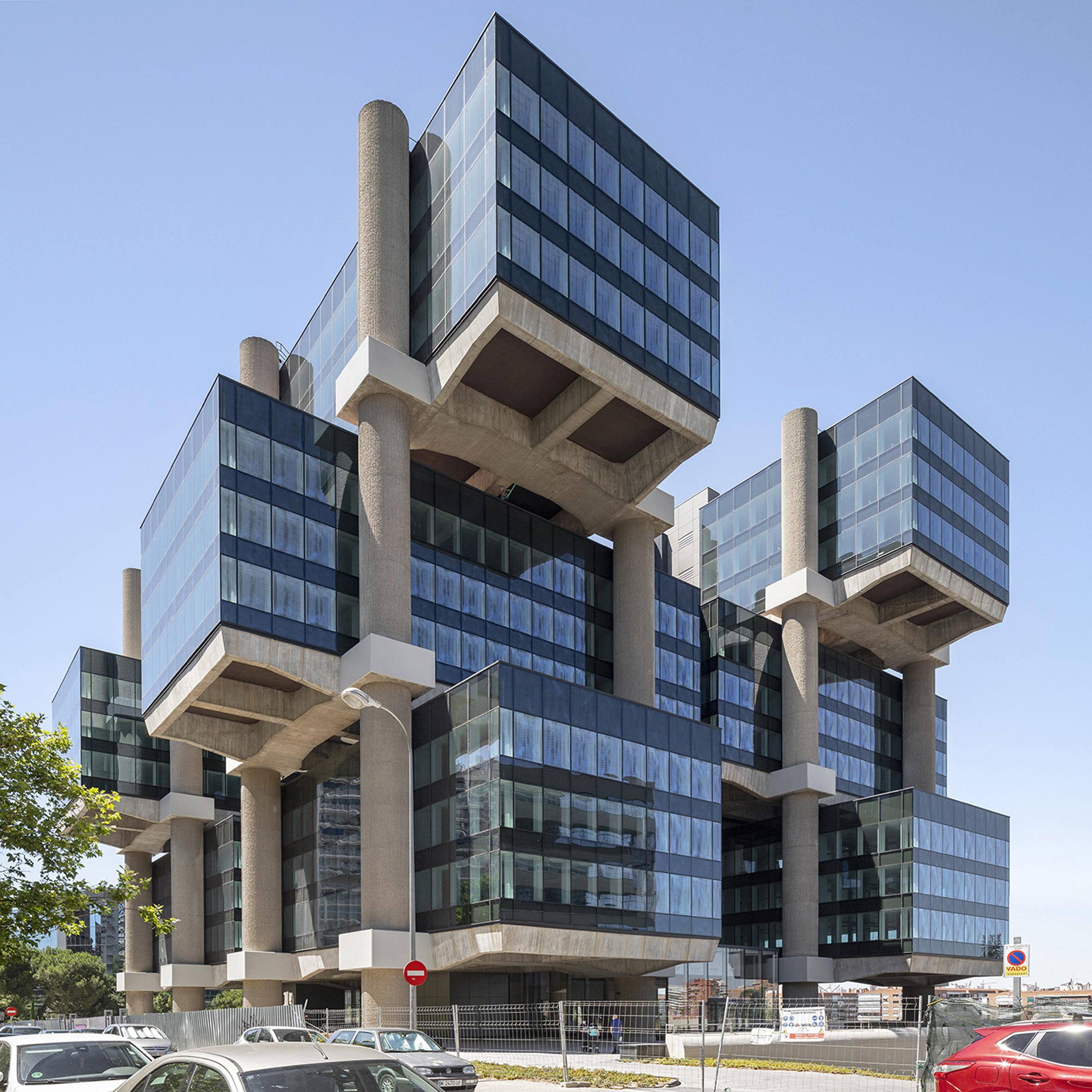 Edificio Los Cubos, Madrid