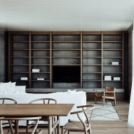Ten living rooms with statement shelving that is both practical and beautiful