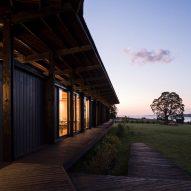 Casa Tobita in Lago Ranco Chile