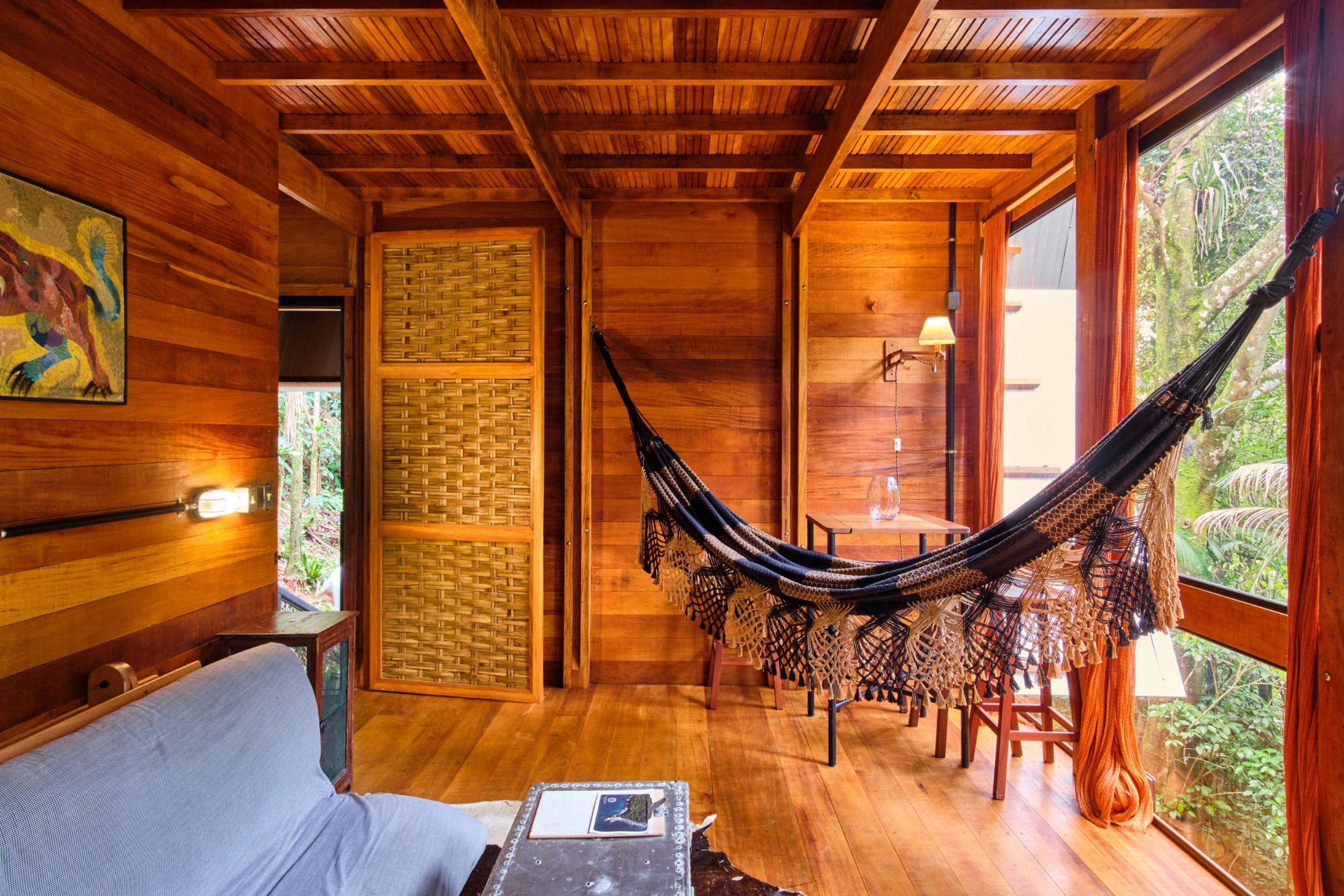 Living room of Monkey House
