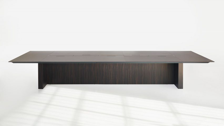 More conference table by Carlo Colombo for IOC Project Partners