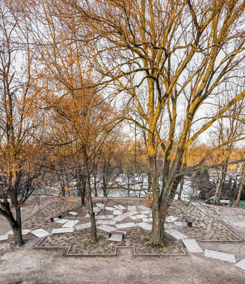 Jewish memorial park