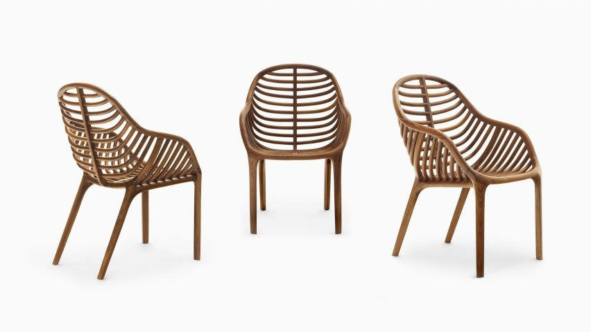 Pam chair by Studioforma
