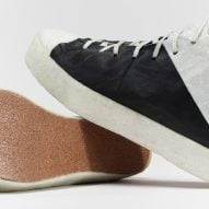 "Public School creates ""backyard compostable"" sneaker from kombucha waste"