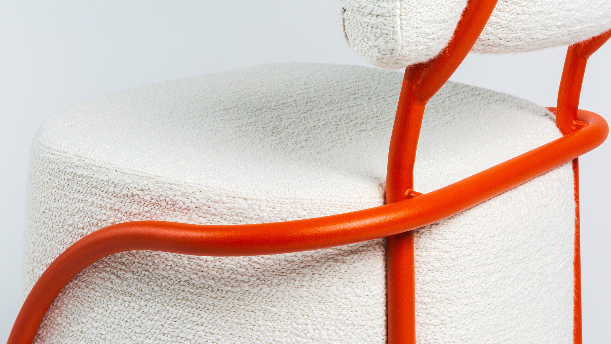 Handle Chair in Room Service by Beckmans College of Design