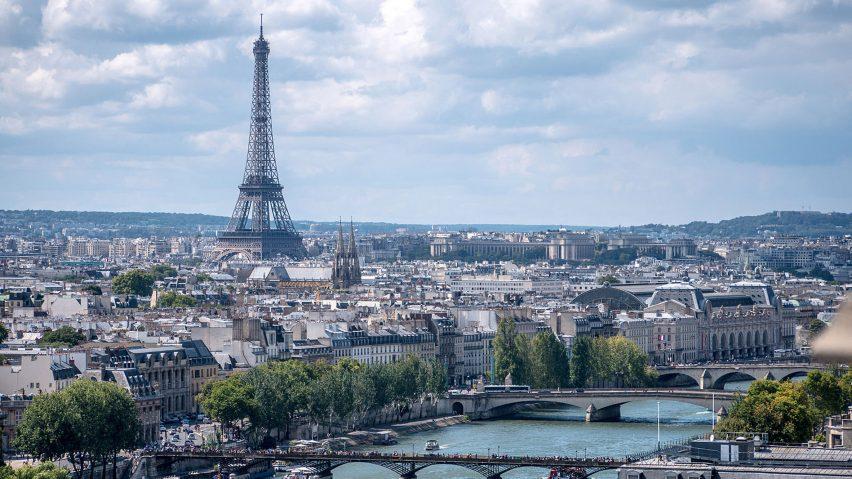 RSHP Paris office