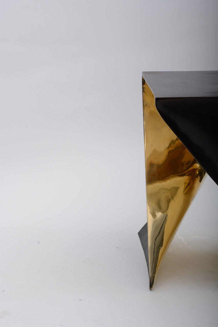 Sancho stool by Elan Atelier