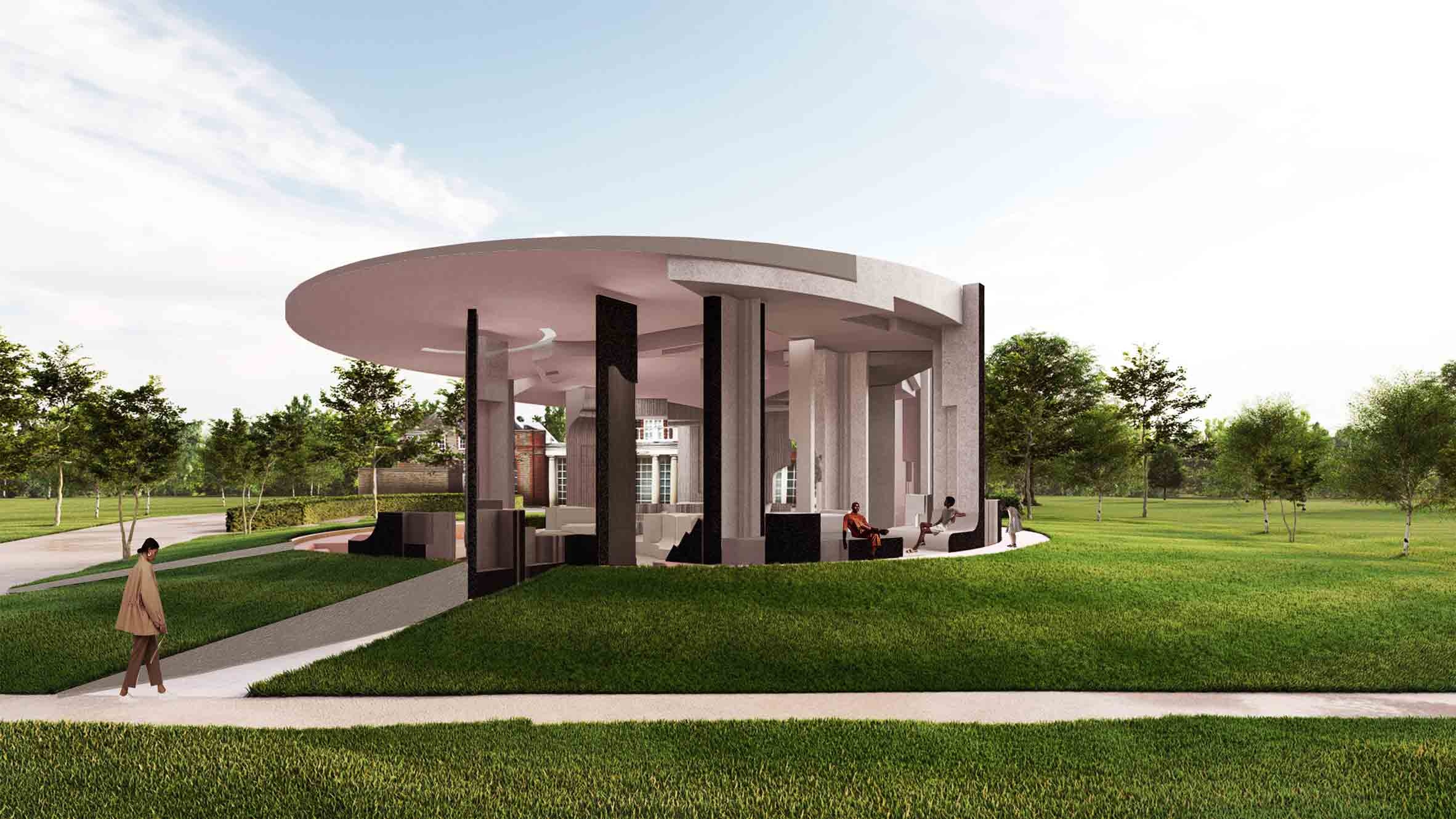 2021 Serpentine Pavilion