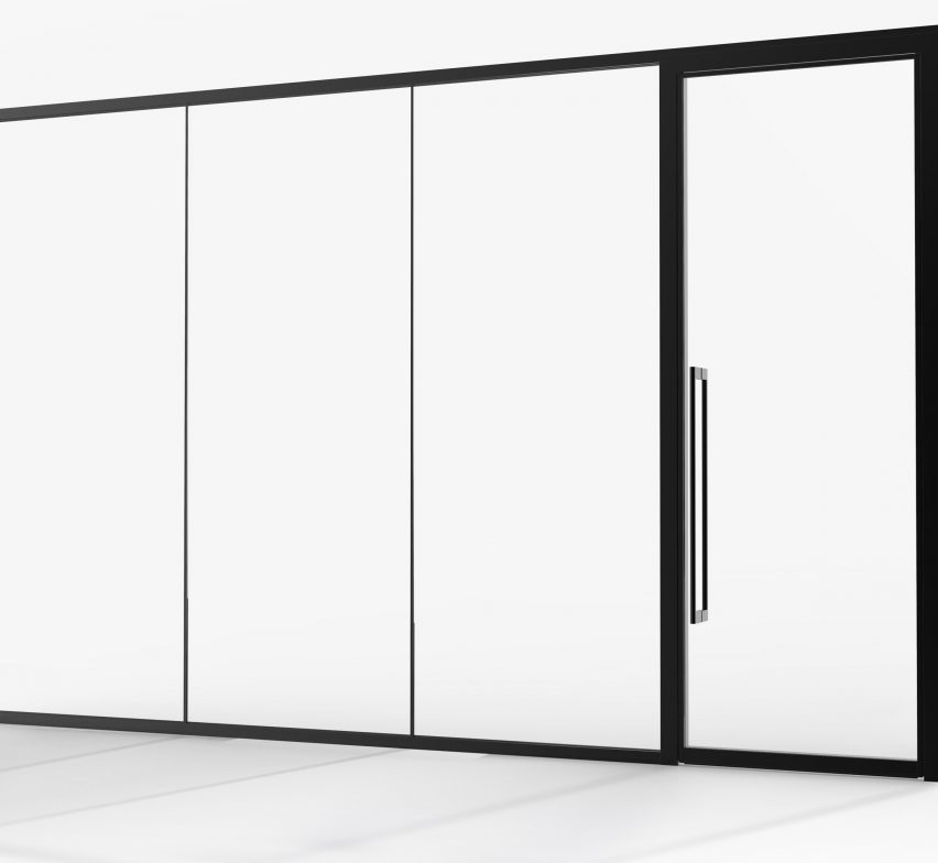 Split partition wall by IOC Project Partners