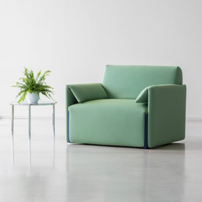 Modular sofa by Stefan Diez for Magis