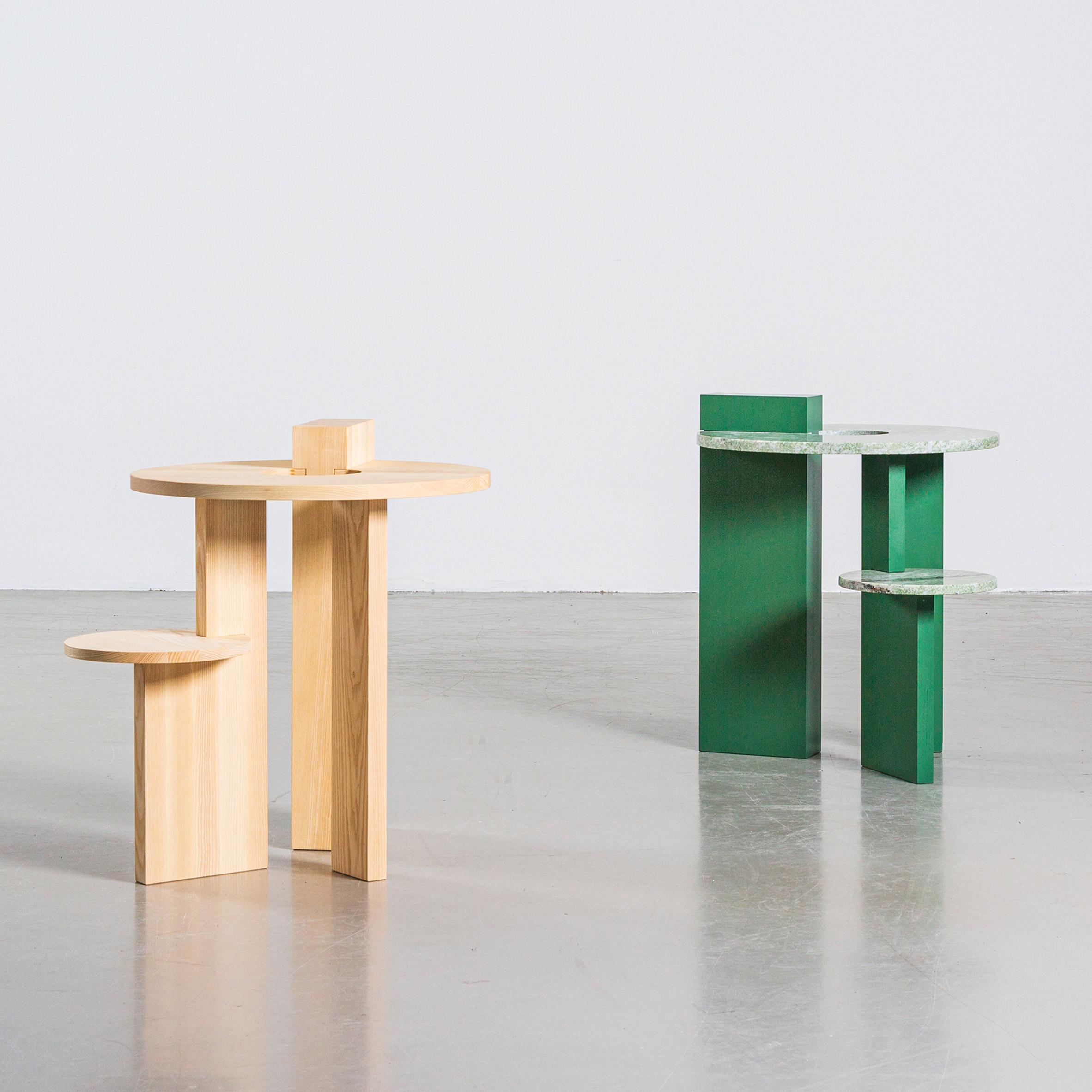 Greenhouse student projects: Etage by Elsa Frisén and Matilda Olsson Borg