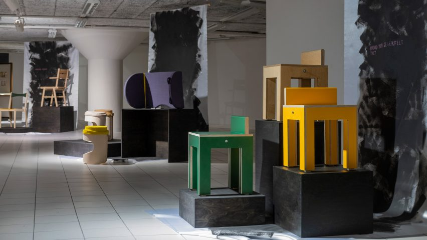 Stockholm Design Week exhibitions