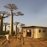 "Studio Mortazavi to build ""world's first 3D-printed school"" in Madagascar"