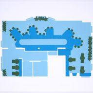 A colour plan of Tipico