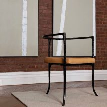 Twig chair by Elan Atelier in a modernist interior