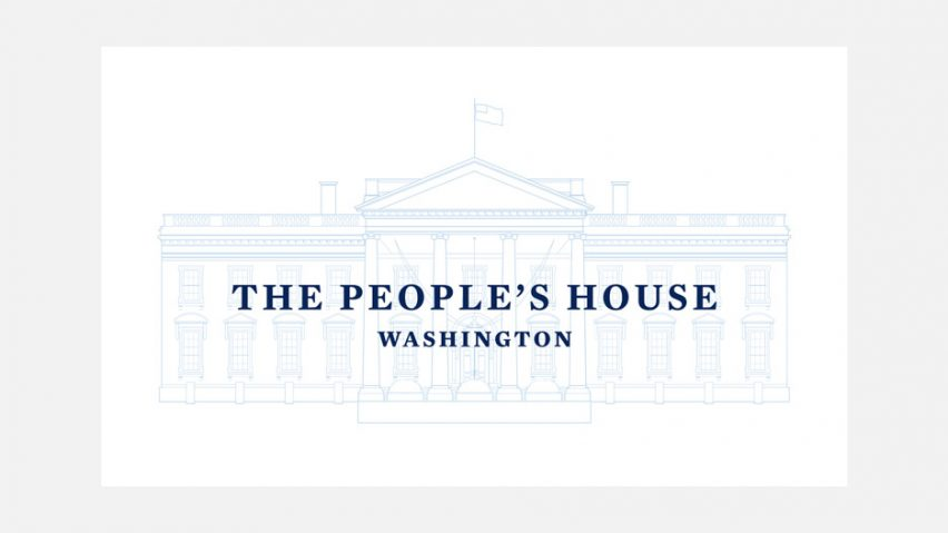 Wide Eye redesigns logo as part of White House rebrand