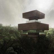 Studio Viktor Sørless and Estudio Juiñi design museum for Mexican jungle