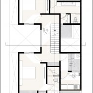 Plans for Yavia House