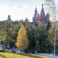 Moscow's Zaryadye Park