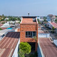 2HIEN house in Vietnam by CTA