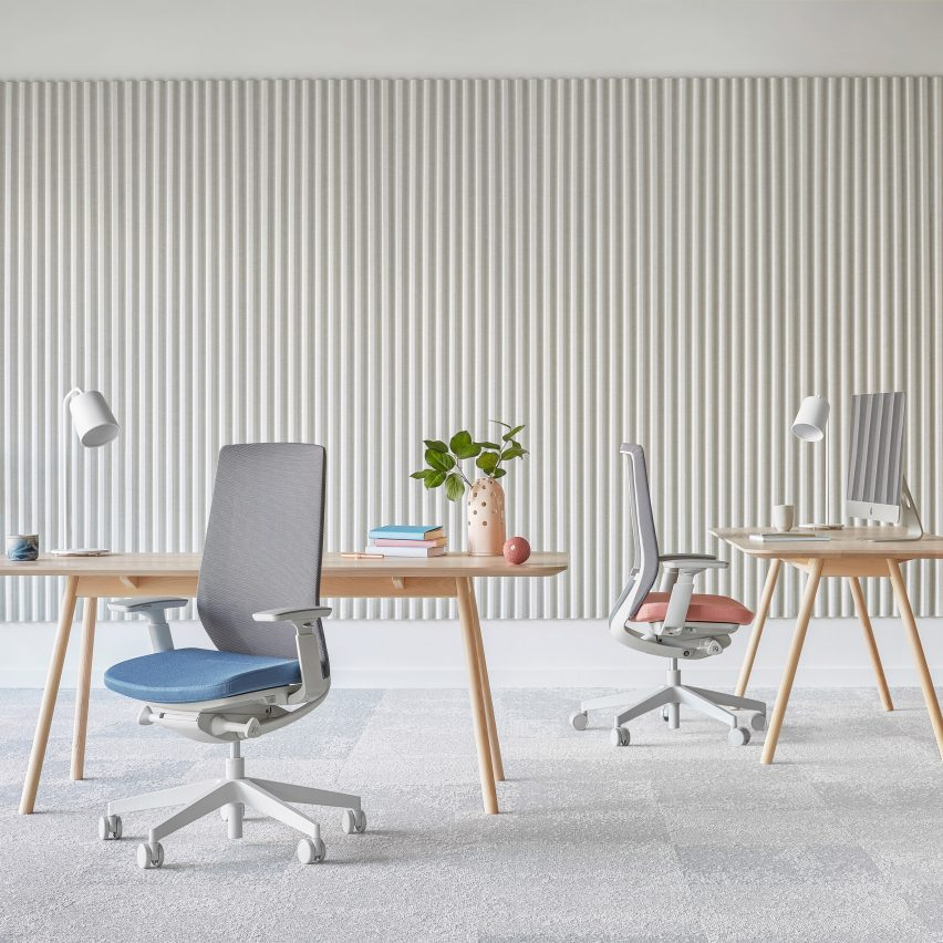 AccisPro office chair by ITO Design for Profim