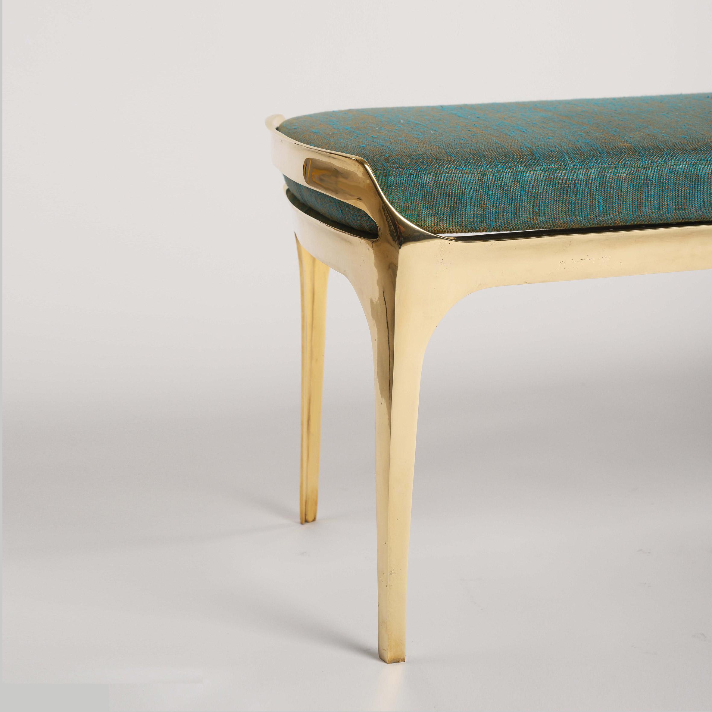 Bruda bench by Elan Atelier