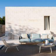 Eden sofa by Rodolfo Dordoni for RODA