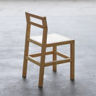 Archival Studies explores plywood construction with Chair 02