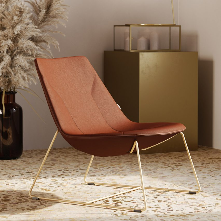 Chic Lounge by Christophe Pillet for Profim