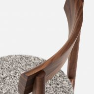 Petit dining chair by Neri&Hu for De La Espada