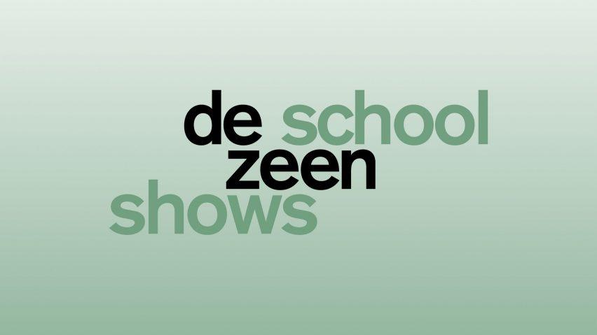 Dezeen School Shows logo