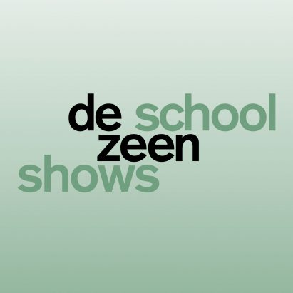Dezeen School Shows logo