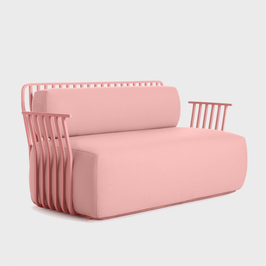 Grill outdoor collection by MUT Design for Diabla