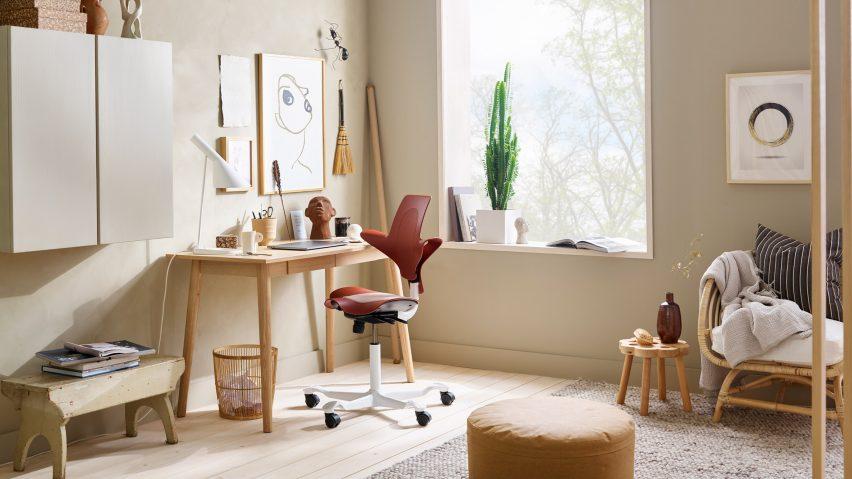 HÅG Capisco Puls limited-edition chair by Flokk
