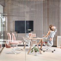 HAG SoFi office chair by Aleksander Borgenhov and Frost Produkt for Flokk