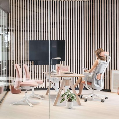 HAG SoFi office chair by Aleksander Borgenhov and Frost Produkt for Flokk