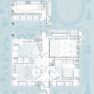 Ground floor plan by Monoarchi