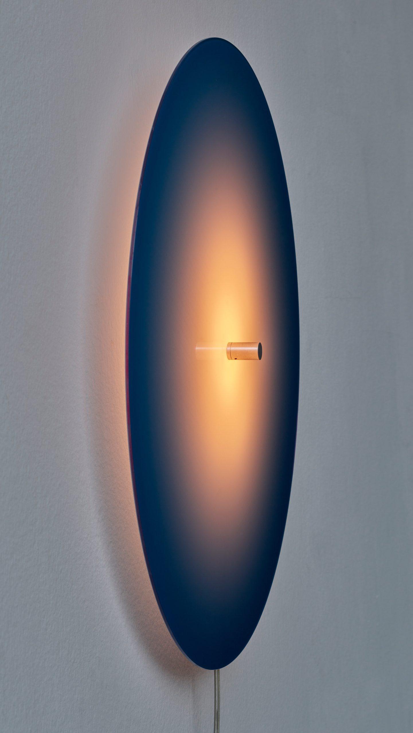 Ombre Light by Mette Schelde in The Mindcraft Project