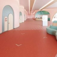 Studio Moods flooring by IVC Commercial