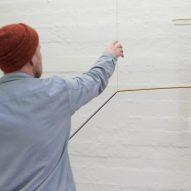 Kasper Kjeldgaard installs the Suspense light