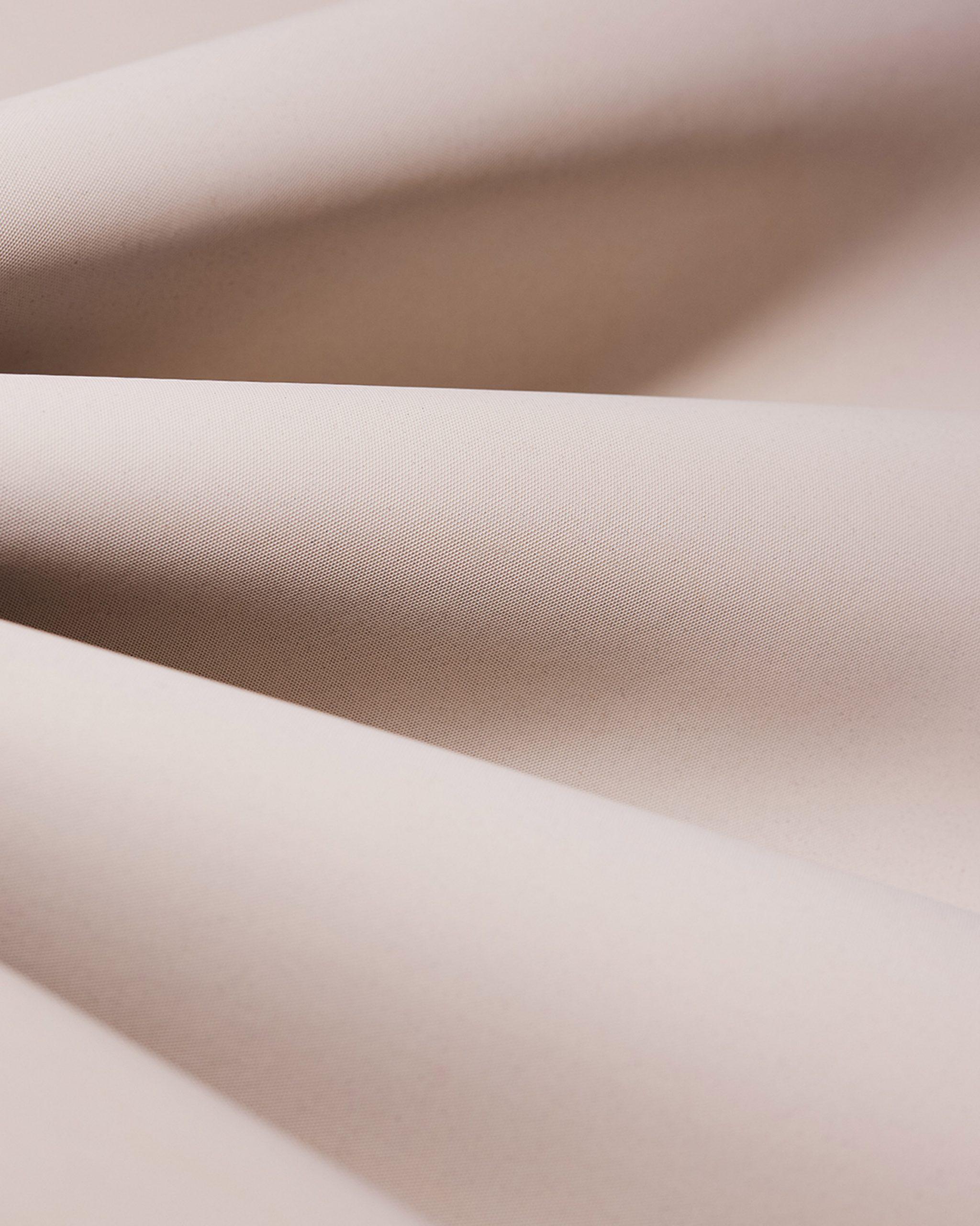Close-up swatch of material developed by Allbirds Natural Fiber Welding