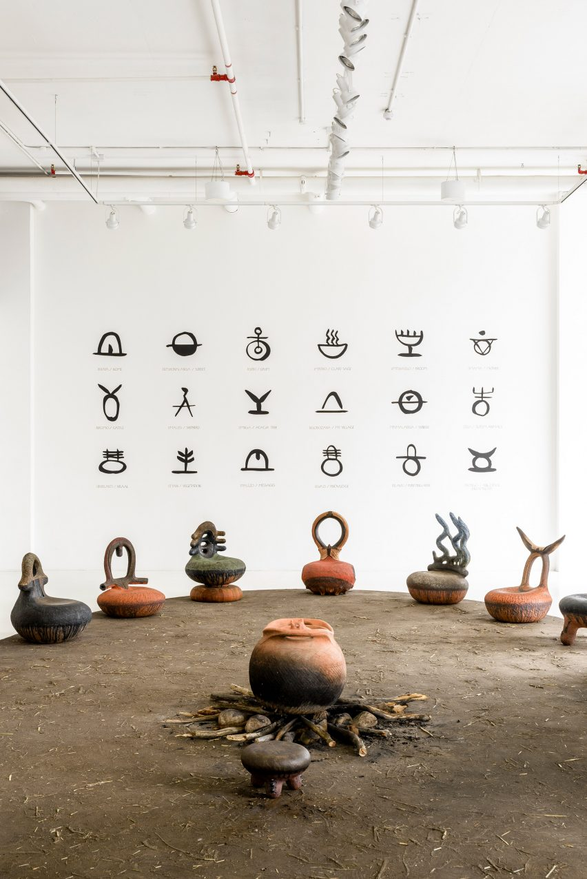 iThongo exhibition at Southern Guild