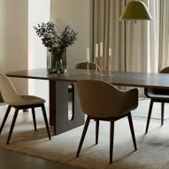 Androgyne Dining Table by Danielle Siggerud for Menu