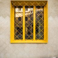 Gridded window grate