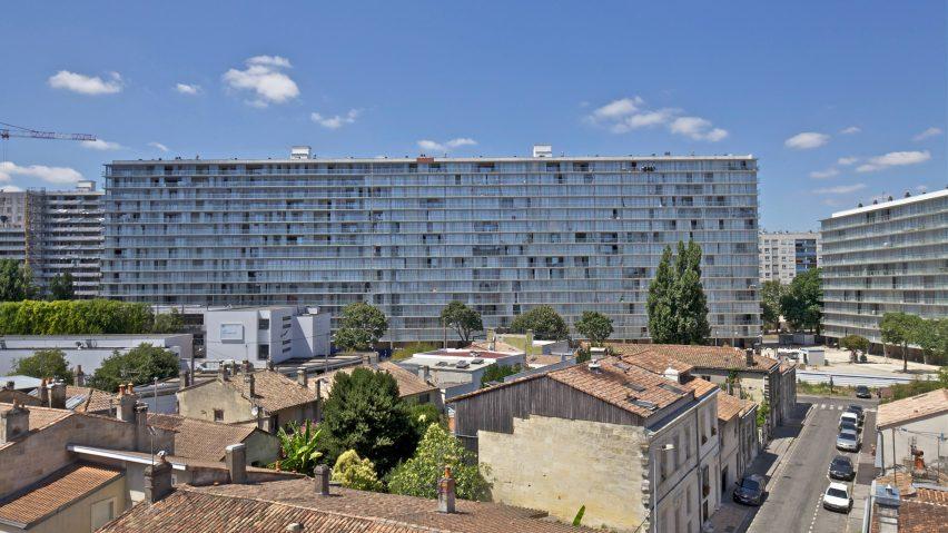 Grand Parc Bordeaux Housing scheme