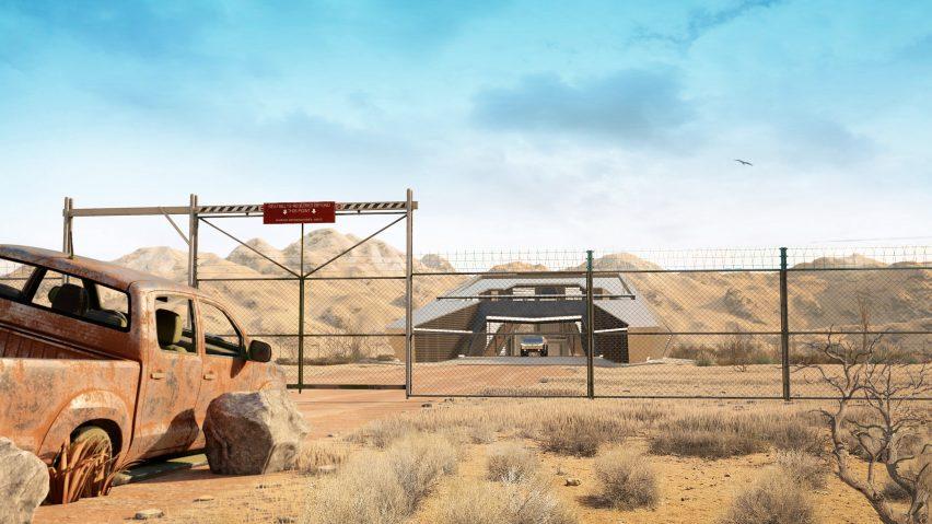 Cyberhouse for the apocalypse